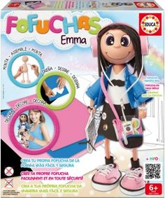 EDUCA Y BORRÁS® 16375  FOFUCHA EMMA
