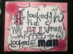 F. Scott Fitzgerald Quote hand painted canvas by three16 on Etsy, $20.00