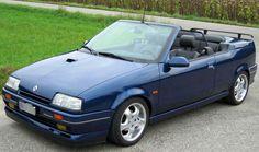 Renault 19 - wciąż na polskich drogach. http://manmax.pl/renault-19-wciaz-polskich-drogach/