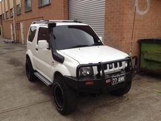 View topic - FS: Jimny Z Series - White, auto, modded to the brim Jimny 4x4, Jimny Sierra, Fuel Saver, Jimny Suzuki, Adventure Car, Chevy C10, Brown Leather Boots, Roads, Offroad