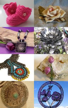 May Flowers by Greenleaf Vintage on Etsy--Pinned with TreasuryPin.com