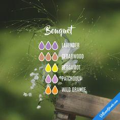 Bouquet - Essential Oil Diffuser Blend