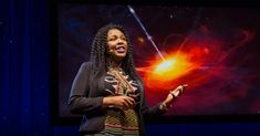 Jedidah Isler: How I fell in love with quasars, blazars and our incredible universe | TED Talk | TED.com