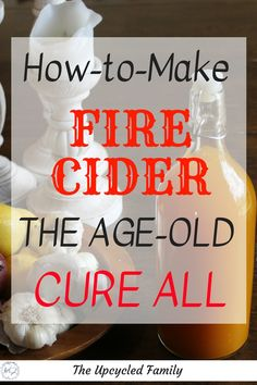 Fire Cider the age-old cure all for for coughs, colds, flu and so much more! Natural Antibiotics, Natural Cures, Natural Healing, Herbal Remedies, Home Remedies, Health Remedies, Holistic Remedies, Homemade Antibiotic, Herbalism