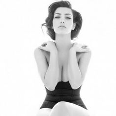 Kim Kardashian My FAV photo of her, very Marilyn