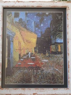 Café d'Arles *Vincent Van Gogh Hecho en 2010