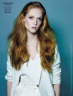 """""""New Natural Faces"""" by Max Cardelli for Marie Claire Italy December 2015"""