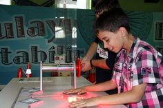 Bursa Bilim ve Teknoloji Merkezi, Turkey >> Exhibits theming Physics and Energy