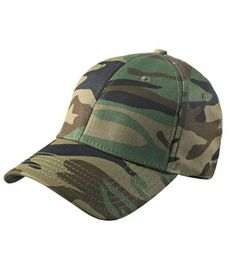 8ae09c0dc45 New Era Structured stretch cotton cap - available in army