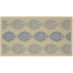 Safavieh Courtyard Indoor Outdoor Rug, Multicolor