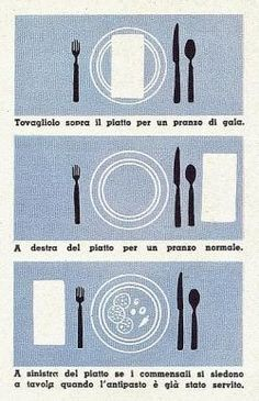 Place Settings, Table Settings, Etiquette And Manners, Photo Pattern, Table Manners, Happy Kitchen, Desperate Housewives, Sweet Home, House Design