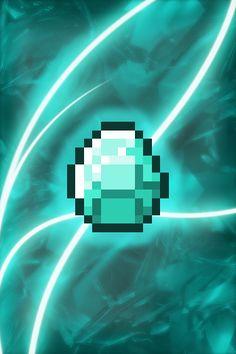 Minecraft wallpaper diamond sword minecraft minecraft - Creeper iphone background ...