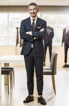 Brunello Cucinelli ブルネロ クチネリ 宮川ダビデさん