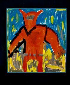 Painting from inspired by constructing mythology from yellow universe Outsider Art, Mythology, Contemporary Art, Universe, Inspired, Yellow, Artwork, Painting, Inspiration