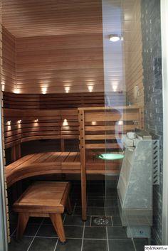 Sauna would be soo nice