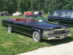 1979 Cadillac Deville LeCabriolet convertible by That Hartford Guy, via Flickr