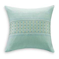 "Echo Lagos Square Decorative Pillow, 18"" x 18"""