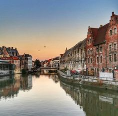 #Repost @places.you.have.to.know Ghent is the capital and largest city of theEast Flandersprovince and afterAntwerpthe largest municipality of Belgium Ghent Belgium @si.cecile #placesyouhavetoknow #ghent #belguim #travelling #traveller #capitalcity #aroundtheworld #world #trip #municipality