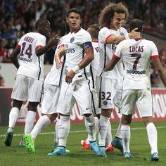 Com gol de Lucas, PSG vence Lille em estreia no Francês