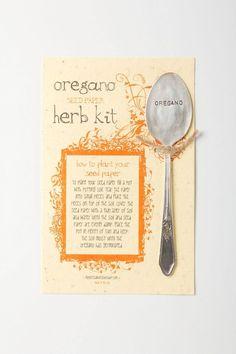 Effortlessly Sown Herb Kit