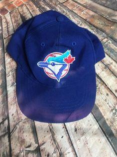 df21be6391f Vtg MLB Toronto Blue Jays Snap Back Baseball Hat cap Twins Entertainment