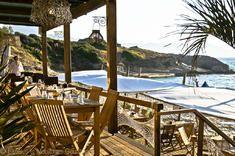 Restaurant Le Pain de Sucre, Lumio, Corse