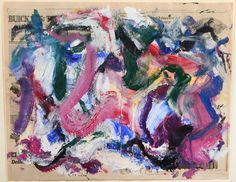 Willem de Kooning, 'Untitled', 1975, Waterhouse & Dodd | Artsy