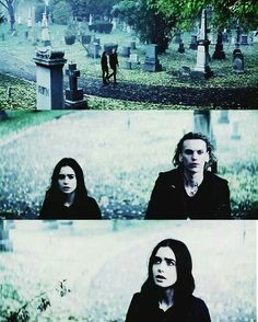 The City of Bones scene