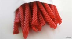 Red Licorice Sticks