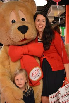We love London and recently went to Hamleys for the morning!