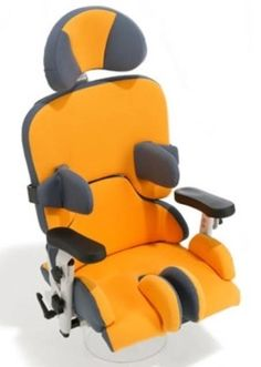 Just Juniors Disability - Schuchmann SOFIE seat to suit a variety of wheelchair and indoor high low bases