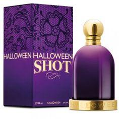Lo nuevo de Halloween perfumes!!! Halloween Shot su aroma es  oriental, goloso y floral.