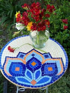 Examine this crucial photo in order to visit the here and now guidance on Bathroom Tub Remodel Mosaic Pots, Mosaic Garden, Mosaic Glass, Mosaic Tiles, Mosaic Tray, Mosaic Crafts, Mosaic Projects, Mosaic Designs, Mosaic Patterns
