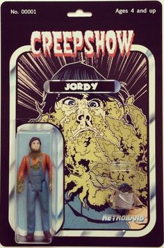 Retroband Horror Toy