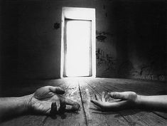 Jan Saudek, Hungry for your touch, 1971. S)