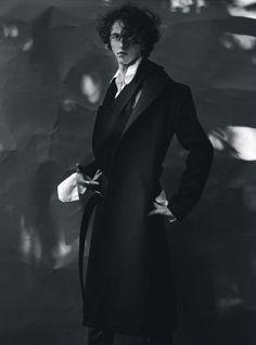 Niels Trispel photographed by Masayuki Ichinose for Manifesto Magazine