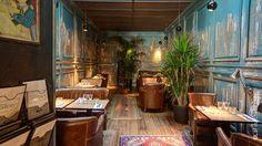 Restaurant Marcel à Paris : quai de jemmapes