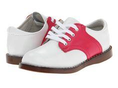 FootMates Cheer 3 (Toddler/Little Kid) White/Hot Pink - Zappos.com Free Shipping BOTH Ways