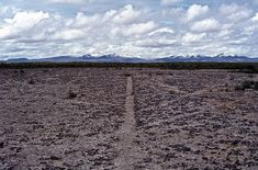 See related links to what you are looking for. Richard Long, Bolivia, Art And Architecture, Landscape Art, Installation Art, City Photo, Sculptures, Beach, Photography
