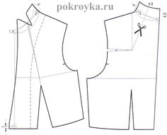 Modeling collars racks | pokroyka.ru-cutting and sewing lessons