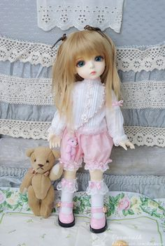 Art Doll Vy Yumi Urano Artist Art Doll And Ball Jointed