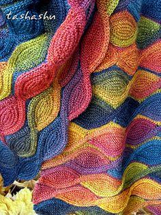 $6.50 LIGHT FINGERING Ravelry: Autumn palette pattern by Svetlana Gordon