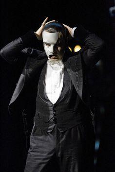 Operafantomet: phantoming, operafantomet:   John Owen-Jones, POTO West End (...