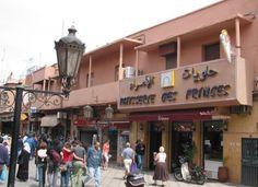 La pâtisserie des Princes sur Marrakech people