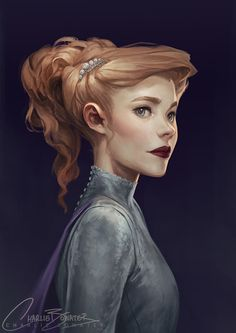The Art Of Animation, Charlie Bowater