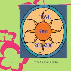 Looking for your next project? You're going to love Sun 200x200 by designer Teresa Maddon.