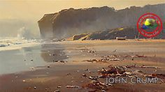Fine Art tips on How to Paint Plein Air in New Zealand with John Crump on Colour… Acrylic Painting Techniques, Painting Videos, Painting Lessons, Acrylic Painting Canvas, Art Techniques, Watercolor Tips, Watercolour Tutorials, Watercolor Landscape, Landscape Art