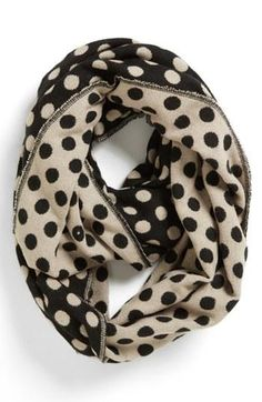 Polka for scarf, for Her
