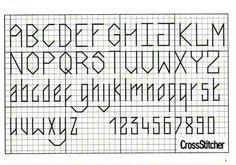 Cross Stitch Alphabet Patterns, Cross Stitch Letters, Cross Stitch Boards, Cross Stitch Embroidery, Monogram Alphabet, Back Stitch, Caligraphy, Crossstitch, Mushrooms