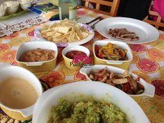 Cena messicana fatta in casa